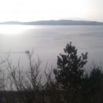 View towards Isle of Islay